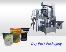 Doypack Machine