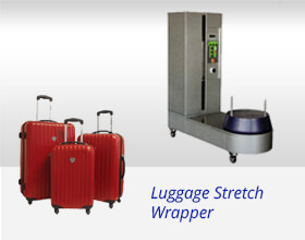 Luggage Wrapper