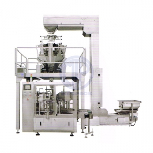 Doypack Packing Machine for Dry Product