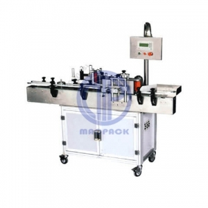 Automatic Round Bottle Labeling Machine