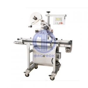 Automatic Top Surface Labeling Machine