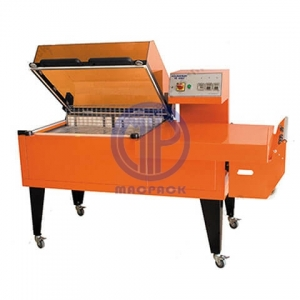 Shrink Wrapping Machine with Large Chamber