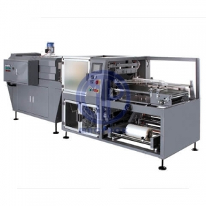 Automatic Shrink Wrapping Machine for Unlimited Length Products