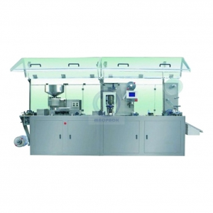 DPP-250LL - The Flat Panel Type Blister Packager