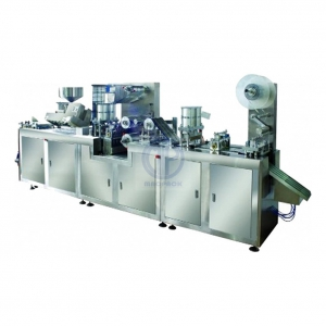 DPP-250LSL -The Flat Panel Type Blister Packager