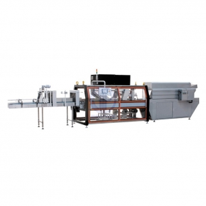 High Speed Fully Automatic Sleeve Wrapper