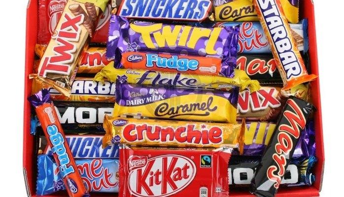 Chocolates Packing Machine Biscuit Packing Machine