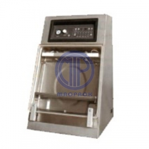 Vertical Bag Vacuum Machine