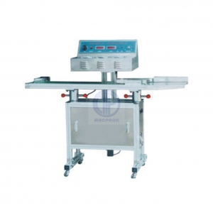 Automatic Continuous Induction Sealer with Conveyor