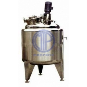 Double Jacket Mixing Tank