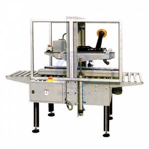 Semi Automatic Stainless-steel Random Sizes Carton Sealer