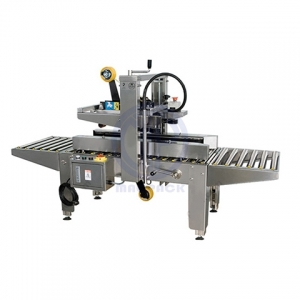 Semi Automatic Stainless-steel Carton Sealer