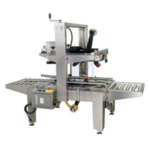 Semi Automatic Stainless Steel Carton Sealer